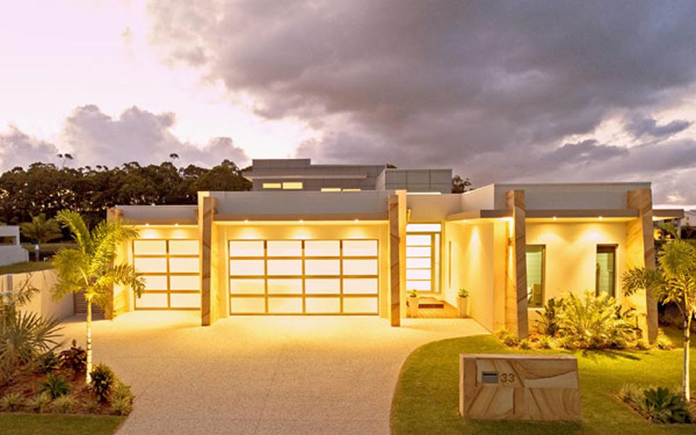 Modern homes designs main entrance ideas