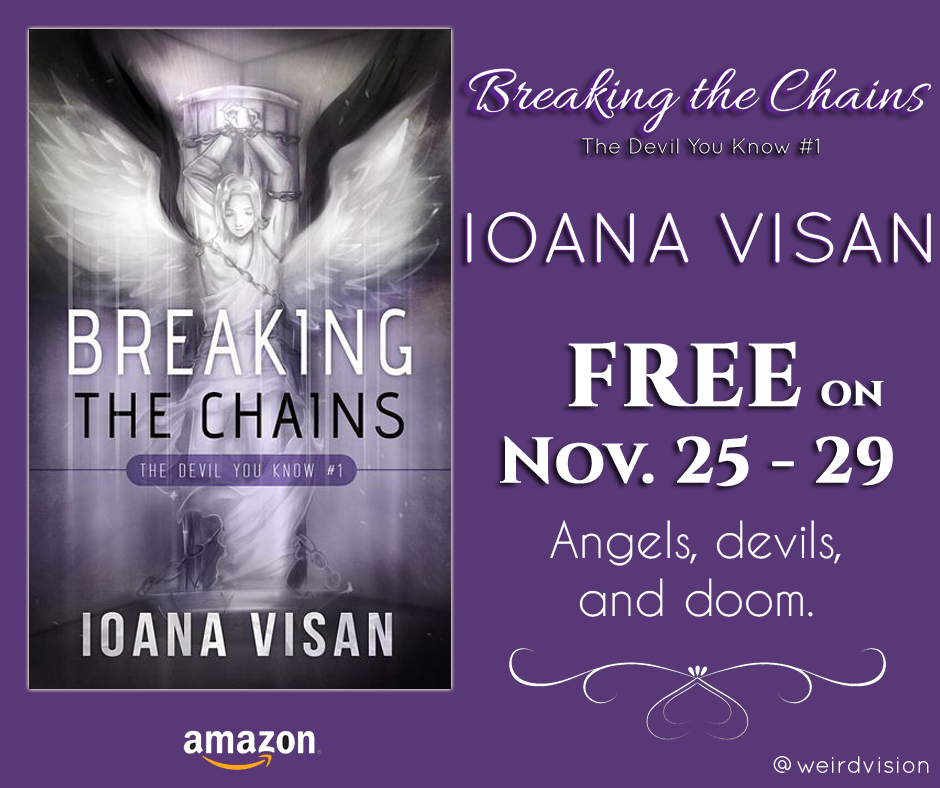 Weird Vision's World: Breaking the Chains is Free on Amazon