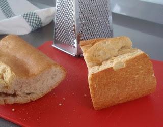 pan para rallar
