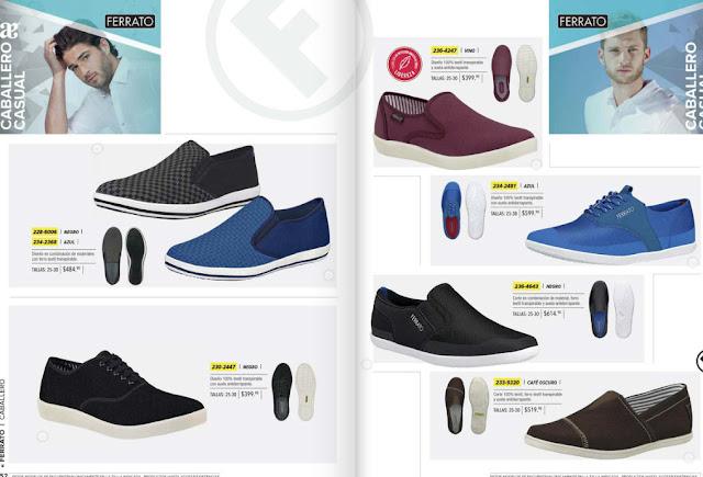 Zapatos de Andrea catalogos deportivos verano 2017