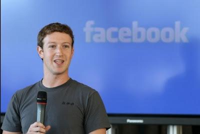 Facebook Founder/Ceo mark-zuckerberg