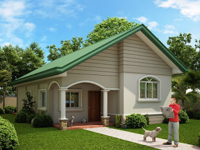 Model Rumah Terbaru 1 Lantai