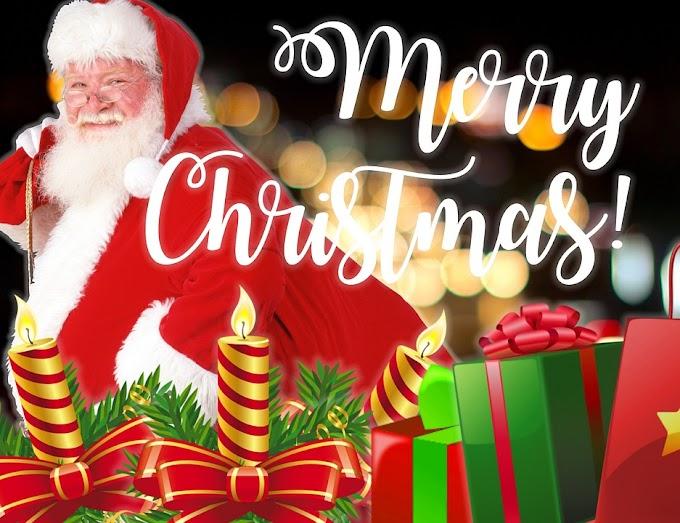 क्रिसमिस डे क्यों जुड़ा है सांता क्लोज़ से(merry krismis)