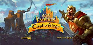 Age Of Empires Castle Siege Apk Data v1.23.2101 Mod Money Terbaru