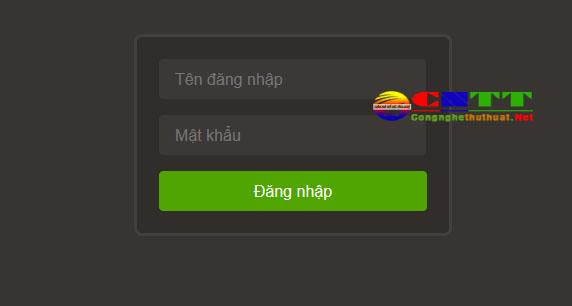 Chia sẻ code tạo form đăng nhập đẹp mắt với CSS