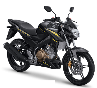Dealer Motor Yamaha Vixion Advance di Solo Hitam