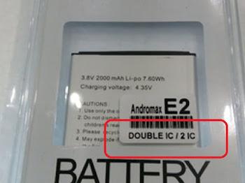 Apa itu Baterai 2IC (Double IC) untuk handphone