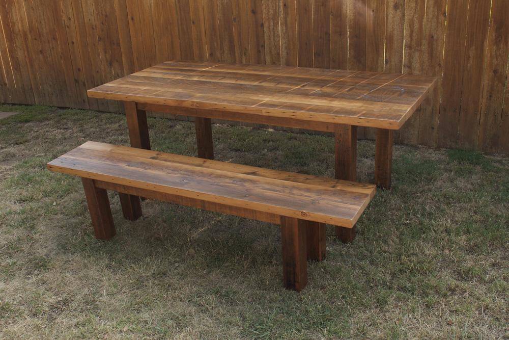 Reclaimed Wood Furniture: Reclaimed Wood