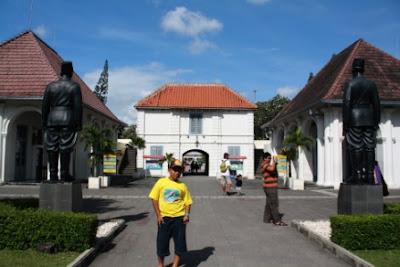 Museum Benteng Vredeburg Yogyakarta.