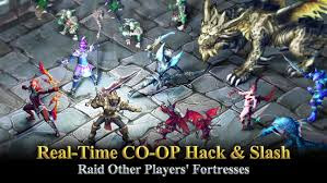 Download Fortress Legends Mod Apk v8.0.19616 Terbaru Full Version