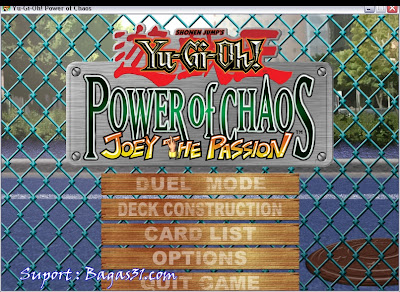 Yu-Gi-Oh! Power Of Chaos : Joey The Passion 2