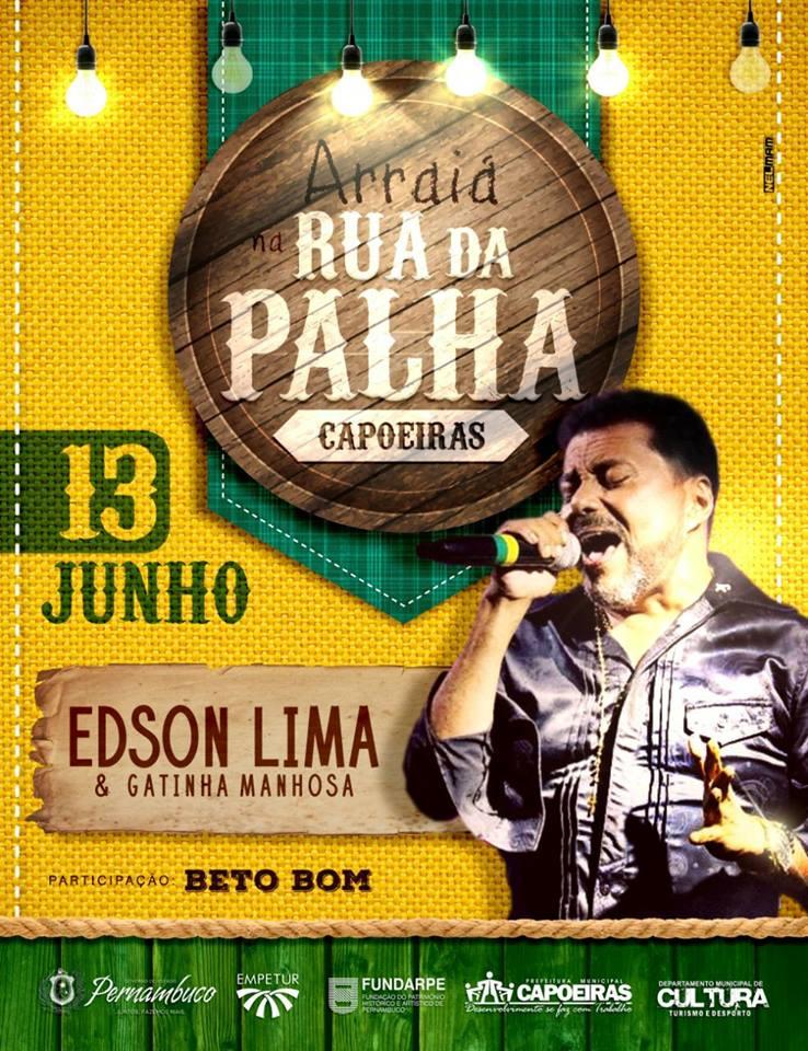 Mantendo essa tradição hoje à noite tem Beto Bom, Edson Lima e Banda  Gatinha Manhosa. Palco e estrutura já foram montadas para receber os  forrozeiros que ... 92fc60aaa8