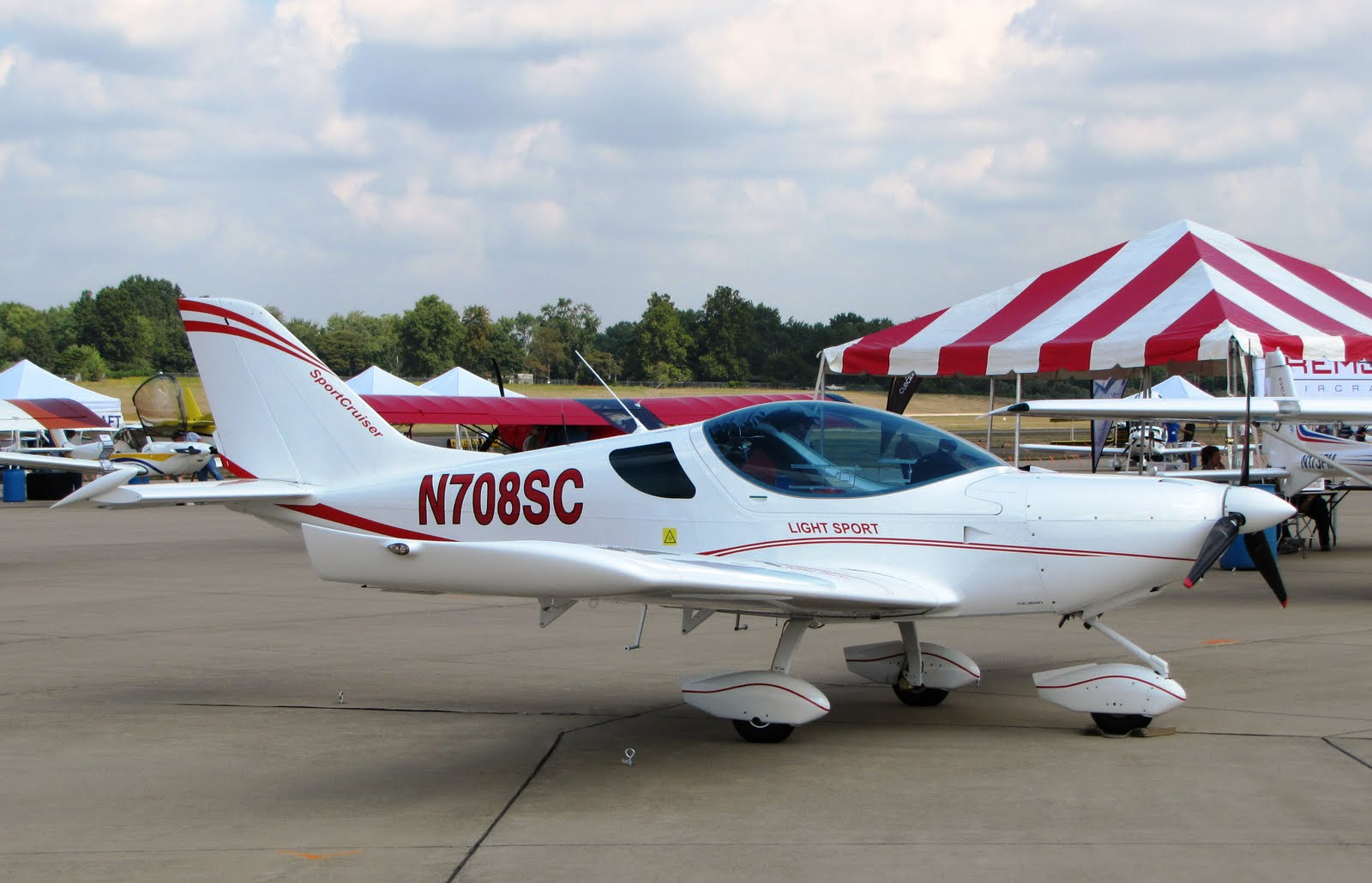 Light Sport Aircraft The Aero Experience Midwest Light Sport Aircraft Expo In