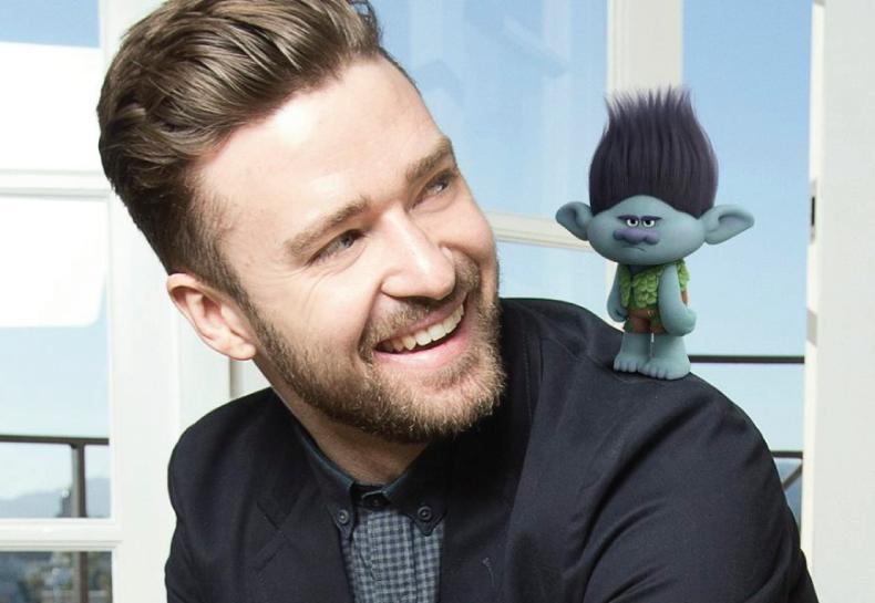 """Justin Timberlake está todo divertido e alto-astral no clipe de """"Can't Stop The Feeling""""!"""