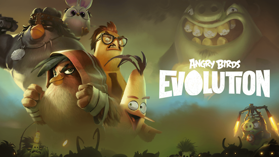 Angry Birds Evolution Mod Apk Android