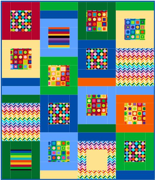 Daphne Greig Need To Make A Quick Baby Quilt