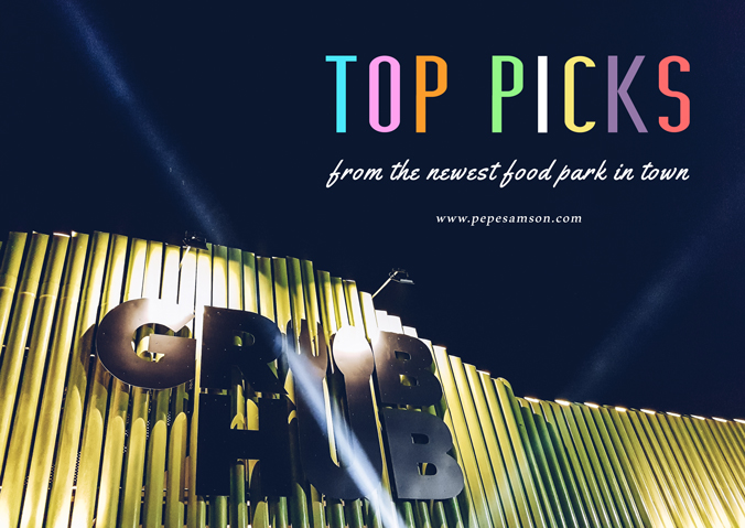 Top Picks from Grub Hub, the Newest Food Park in Quezon City