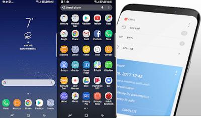 Samsung and Google