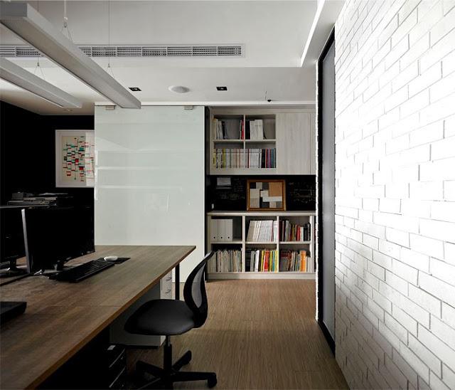 Tips Mendesain Kantor Minimalis