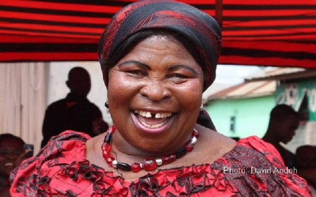It's nonsense to speak English in Ghana – Akua Donkor