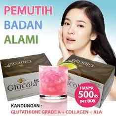 Glucola Gel MCI - Manfaat Efek Samping Harga Testimoni Untuk Kesehatan dan Kecantikan
