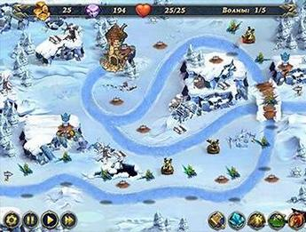 Game Strategi Pertahanan Kerajaan: Royal Defense
