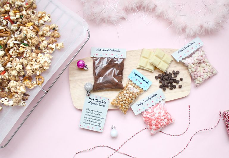 popcorn mix gift box