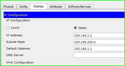 Cara Konfigurasi 2 Jaringan VLAN Sederhana di Cisco Packet Tracer - IP Static
