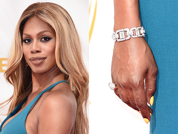 Laverne Cox Emmy-2015