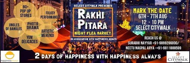 Noida Diary: Rakhi Pitara at Select City Walk