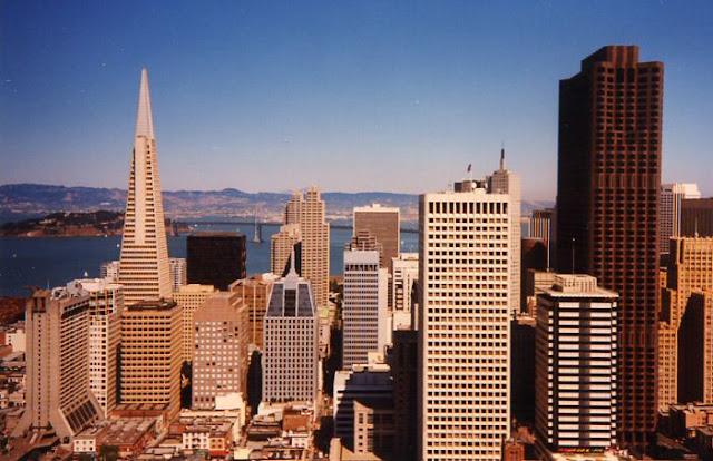 Melhores regiões em San Francisco