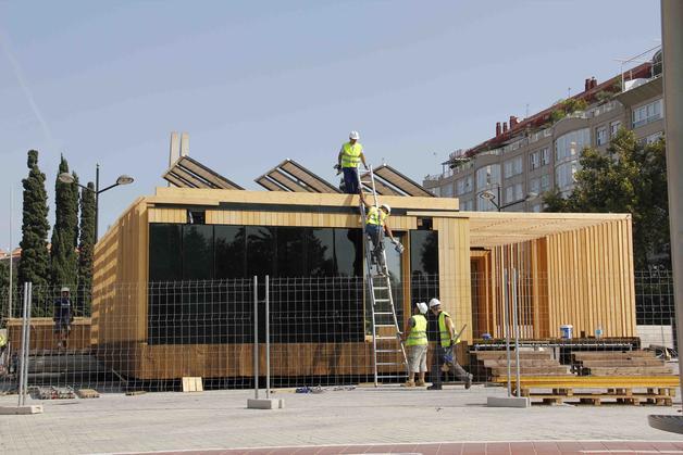 La Una Dentro Casa Sosteniblequires Oropéndola Por Solar Conocer SGUpqzMV