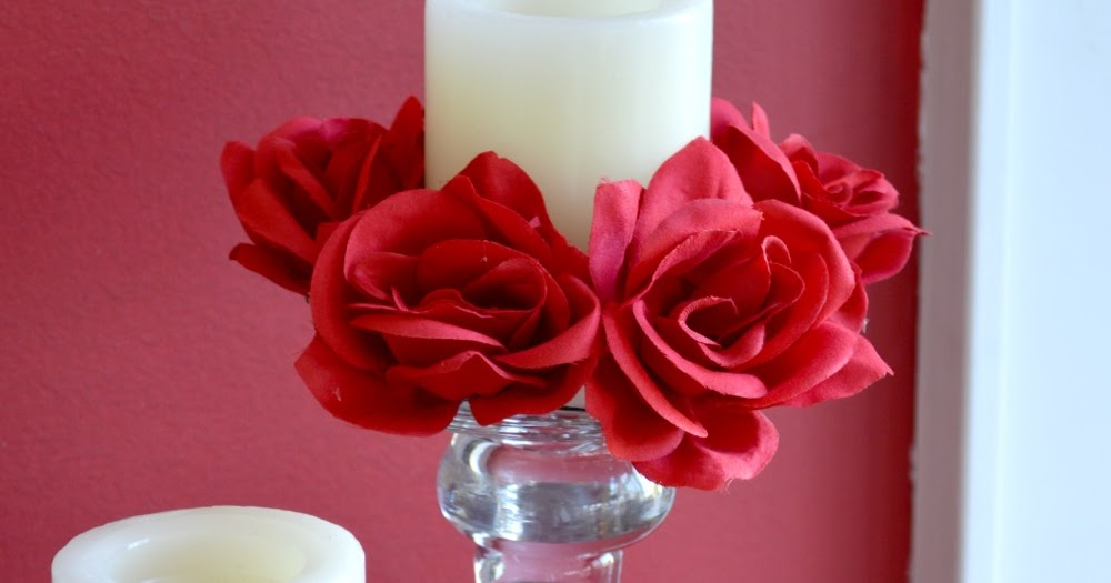 Easy Diy How To Make Candle Floral Rings Exquisitely