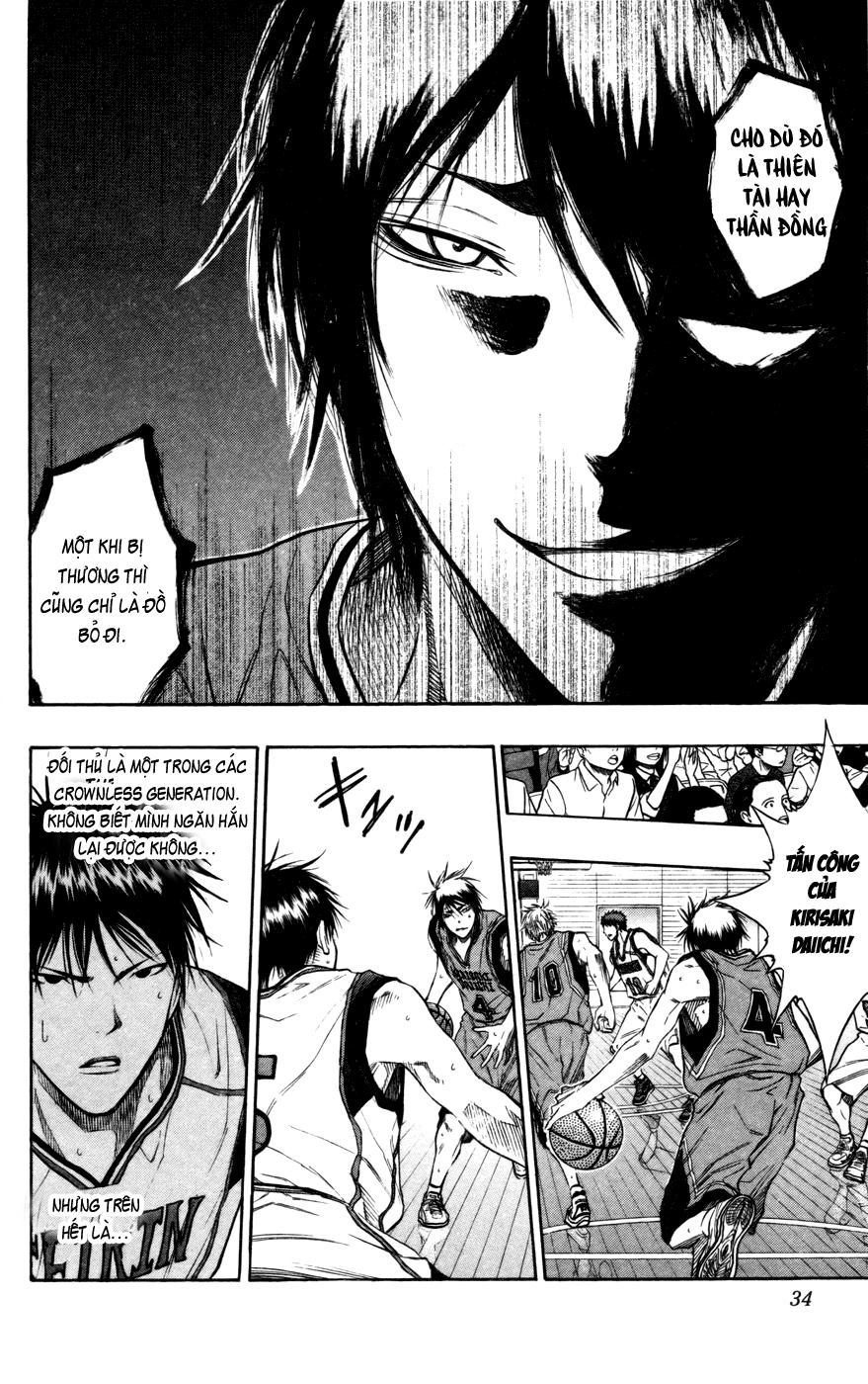 Kuroko No Basket chap 101 trang 7