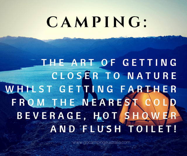 camping and travel quote collection