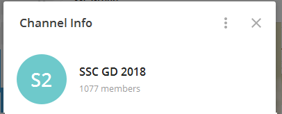 BEST TELEGRAM GROUPS AND CHANNELS FOR SSC : Students Must Join these