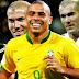 """Ronaldo: """"Zidane foi o melhor jogador com o qual joguei"""""""