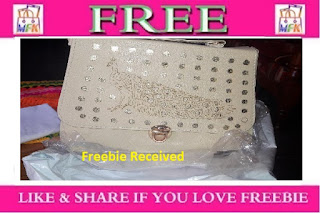 Freebie Loot Received