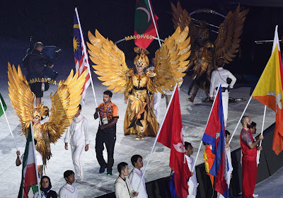 Malaysia Capai Target 7 Emas Di Temasya Sukan Asia Jakarta Palembang 2018
