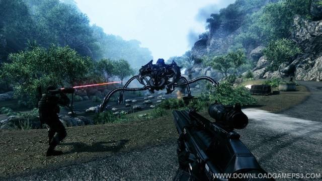 Crysis HD PSN - Download game PS3 PS4 RPCS3 PC free