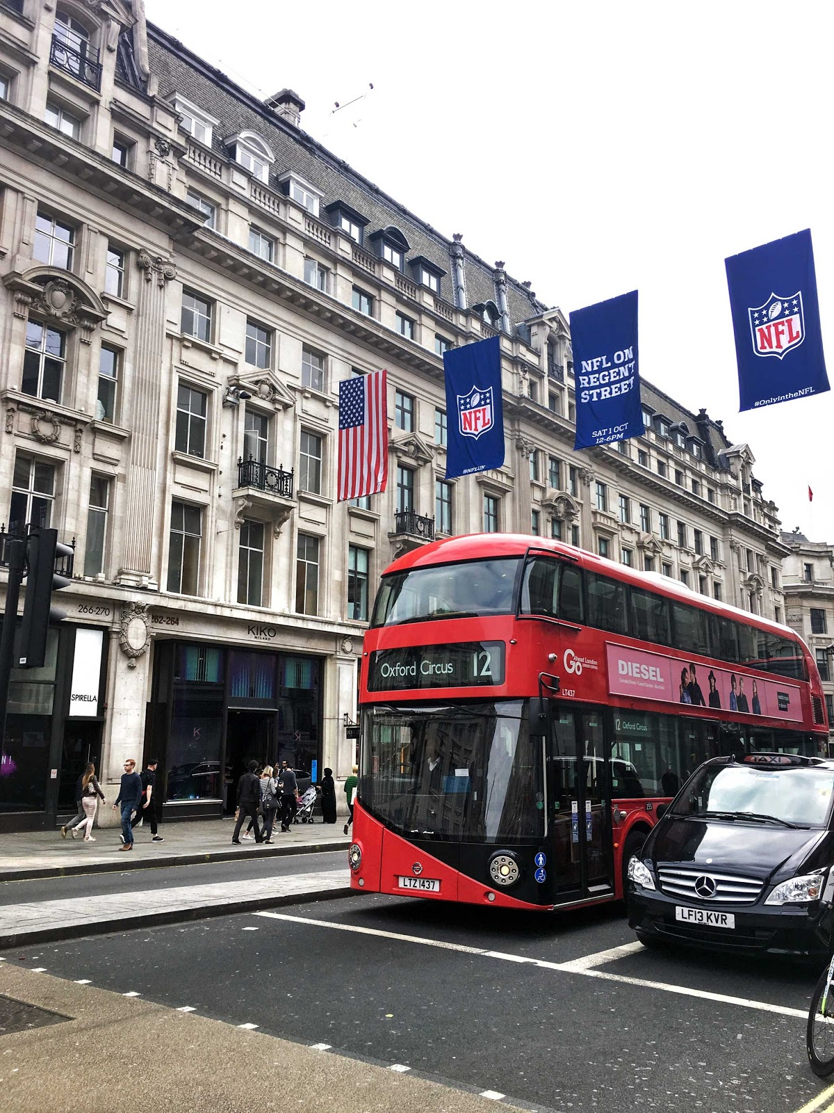 london, red bus, oxford street