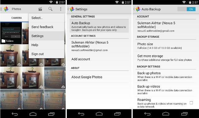 Cara Jitu Menghemat Memori Smartphone dari Foto WhatsApp  6