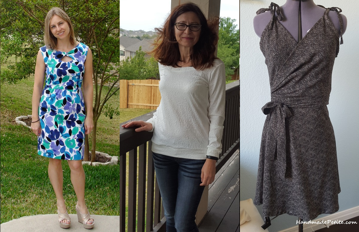 3 sewing projects for March Fabric Mart Challenge