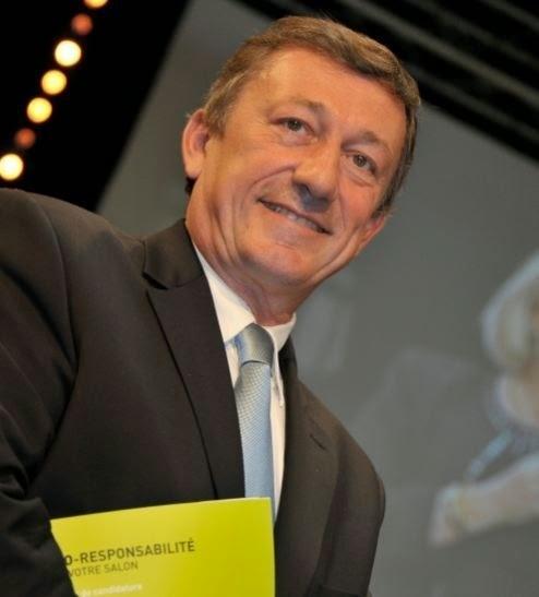 """Monsieur Minjollet Jacques Développement durable """"mon coiffeur s'engage"""" - Article Les Mousquetettes"""