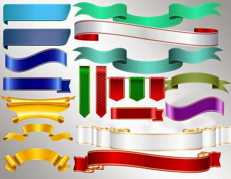 Nice Ribbon png Collection New 2015