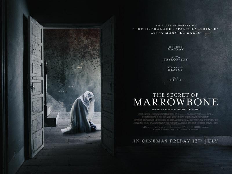 THE SECRET OF MARROWBONE poster