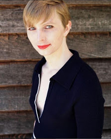 Chelsea Manning shares first photo since being released from prison