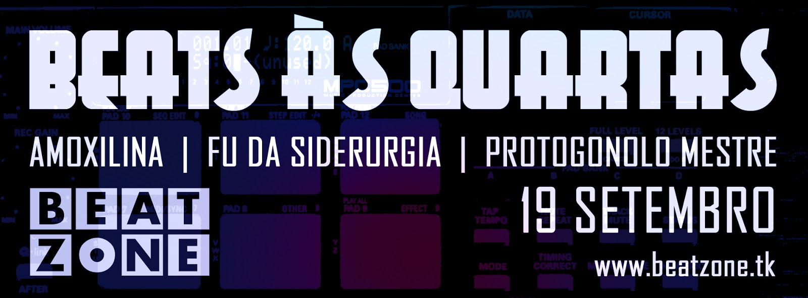 03 Beats às Quartas | Beats Showcase