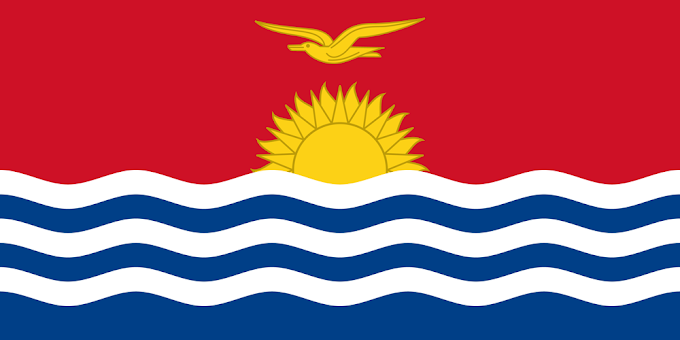 Flag of Kiribati | Kiribati Flag | Kiribati National Flag