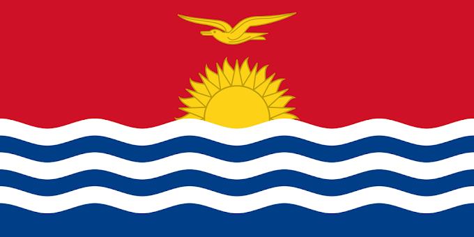 Flag of Kiribati | Kiribati Flag | Kiribati National Flag
